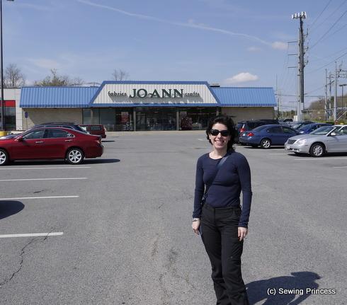 Meeting Joann -  Da Joann