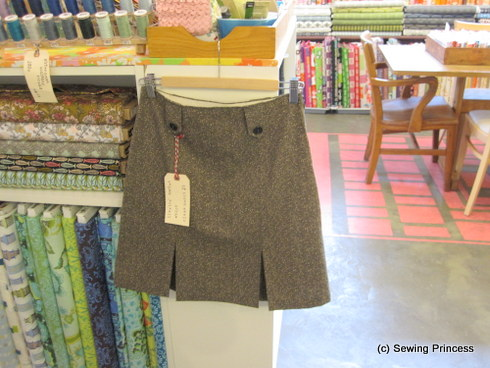 Lisette Market Skirt, Gather here, Cambridge MA