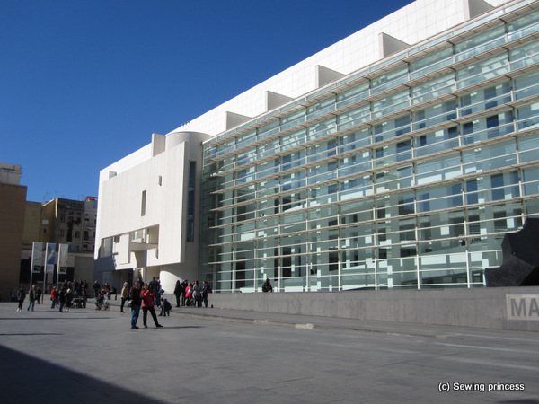 Macba Museum