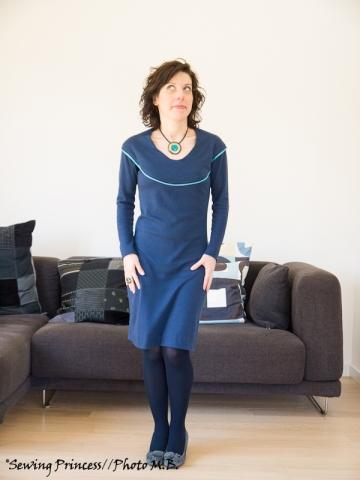Paco Peralta - Treky dress