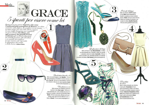 Grace outfits