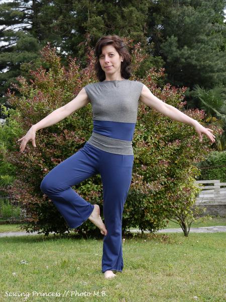 Yoga Pants - Sewing Princess