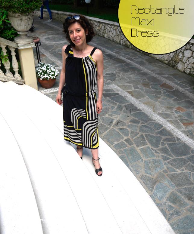 Rectangle-maxi-dress