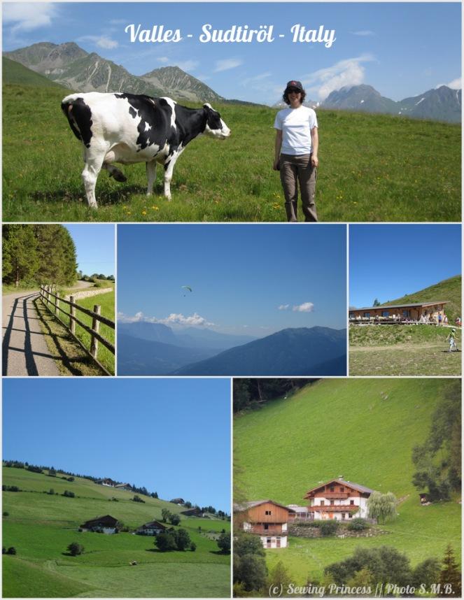 Valles Sudtirol Italy