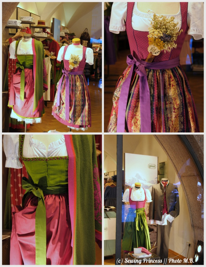 Dirndls by Gossl
