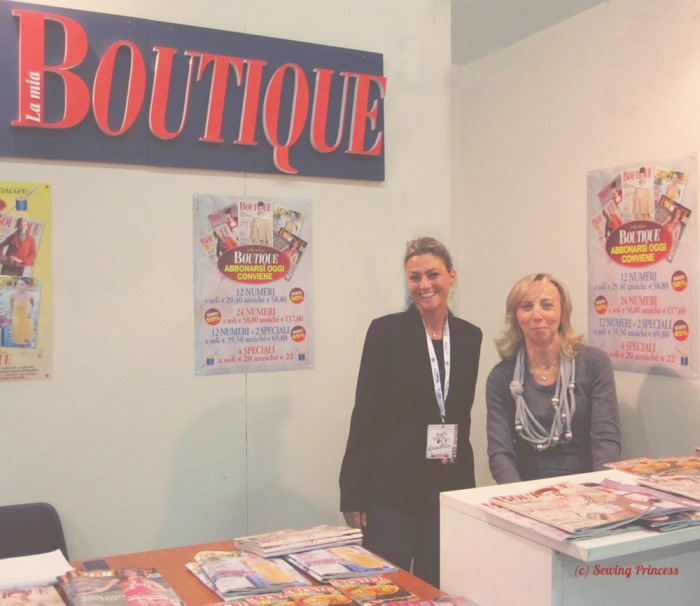 La mia boutique staff