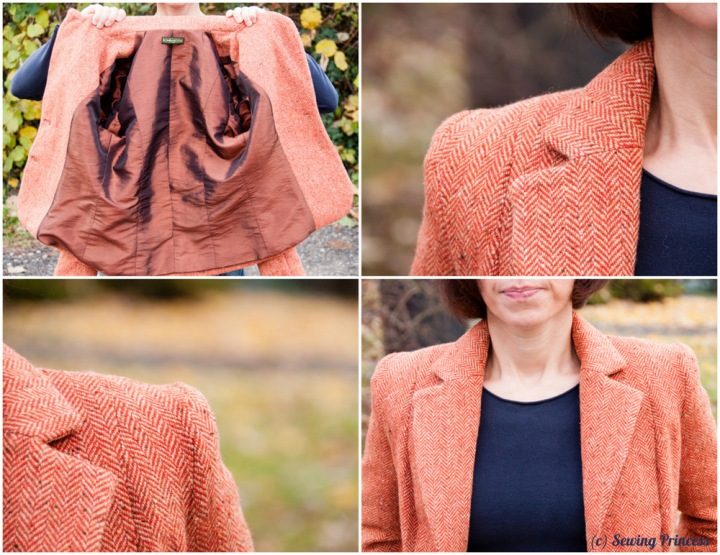 Simplicity 2446 Amazing Fit Misses' Jacket details