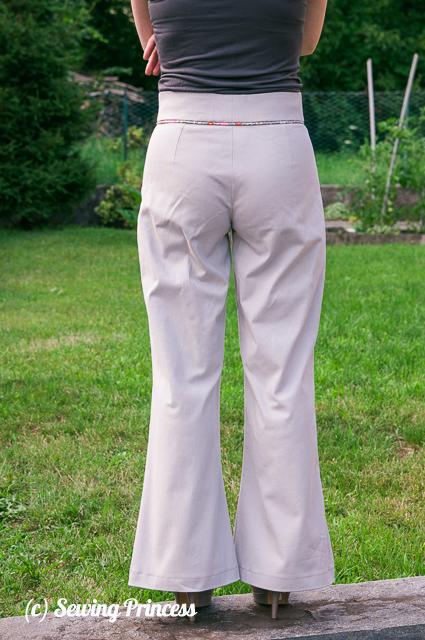 back La Mia Boutique 3/2014 pants