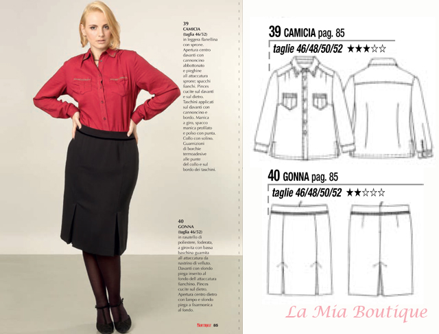 SewingPrincess-LaMiaBoutique-022015-39-40-blouse-skirt-pattern