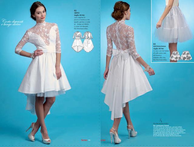 Sewing Princess: La Mia Boutique 0415 Ela Siromaschenko 02-03