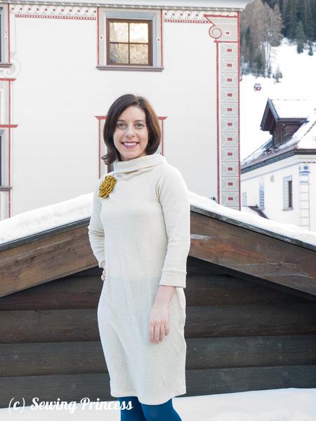 Sewing Princess: Style Arc Kate Dress Variation