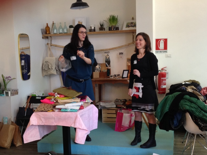Sewing Princess: Italian Sewing meetup Milan
