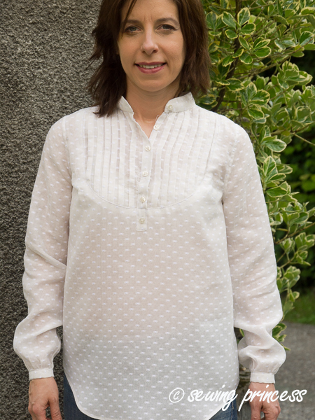 Sewing-Princess-Carme-Blouse-Pauline-Alice-Front