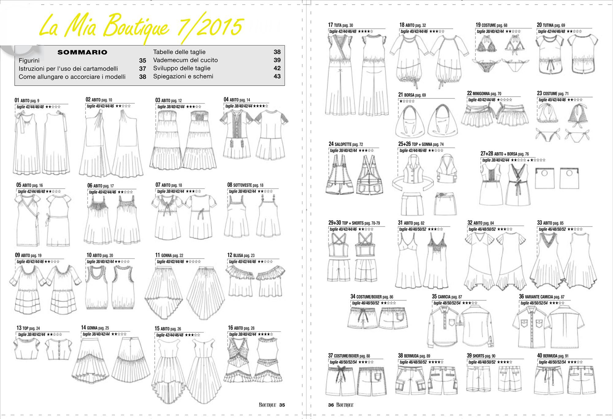 Favoloso Cartamodelli T Shirt IQ49 » Regardsdefemmes HW36