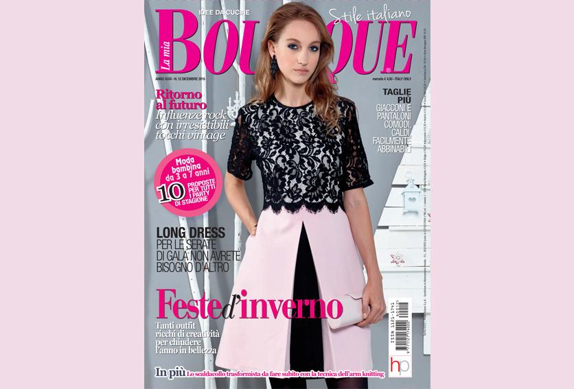 La Mia Boutique 12/2016 Review – Recensione
