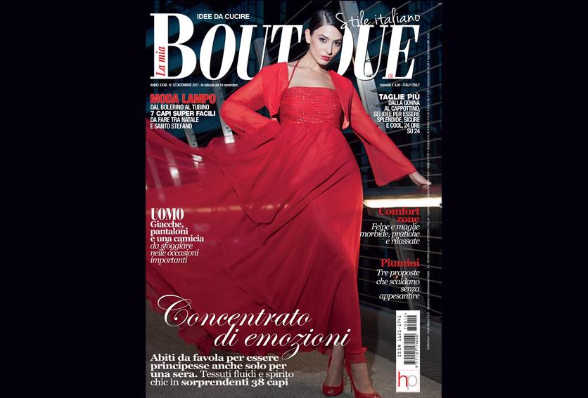 La Mia Boutique 12/2017 Review-Recensione