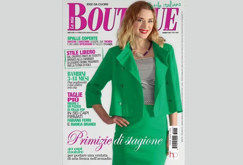 La Mia Boutique 04/2018 Review-Recensione
