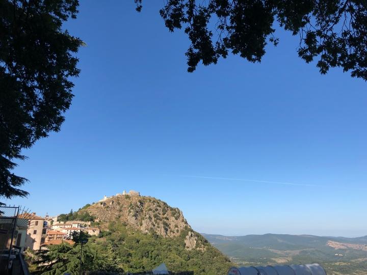 Tolfa castle